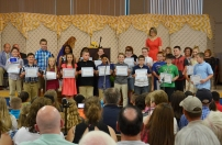 HME K-Kids Honors