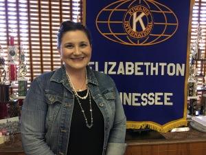 Tonya Stevens, Chamber Director