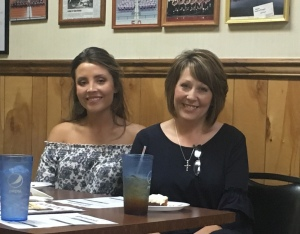 Bethany and Angie Odom, TLC Community Center